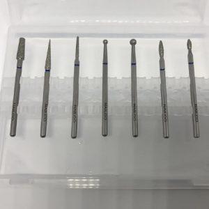 Drill Bit E-File Manicure Kit